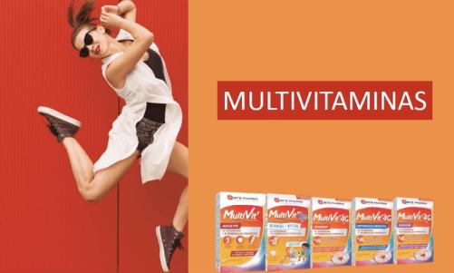 Multivitaminas – MultiVit