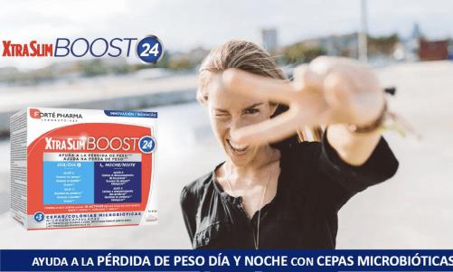 Sobrepeso severo – XtraslimBoost 24