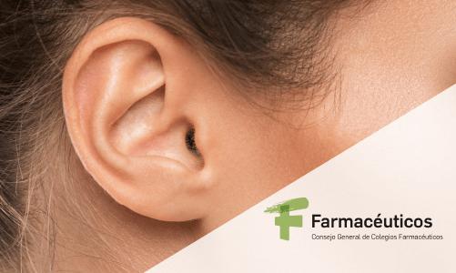 Microformación Oído en Farmacia Comunitaria