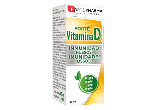 Forté Vitamina D3