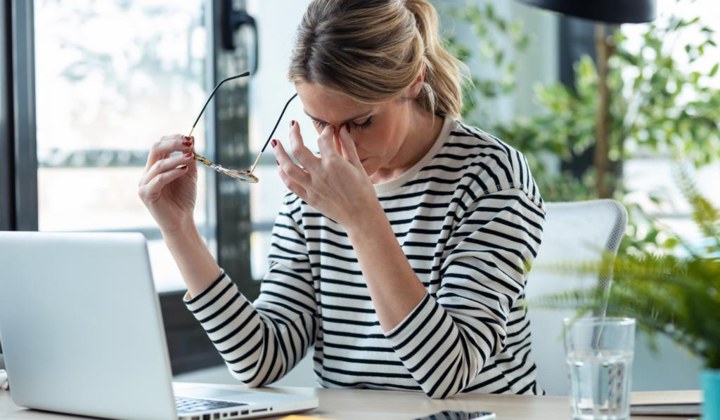 El estrés provoca una disminución de la absorción de nutrientes